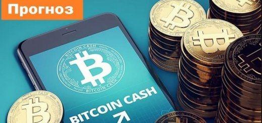 Прогноз курса Bitcoin Cash BCH/USD аналитика
