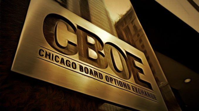 CBOE начинают готовиться к росту биткоина