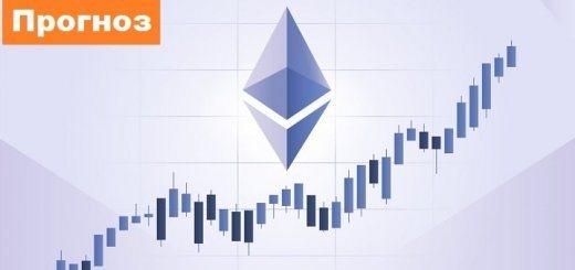Прогноз курса Ethereum ETH/USD аналитика