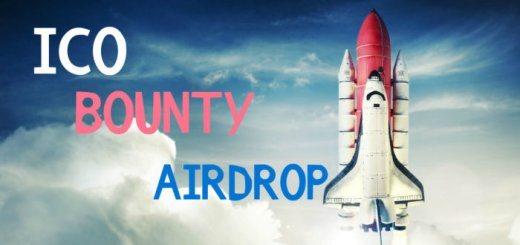 Airdrop криптовалютных проектов