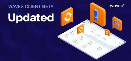 Клиентское приложение Waves выходит из беты