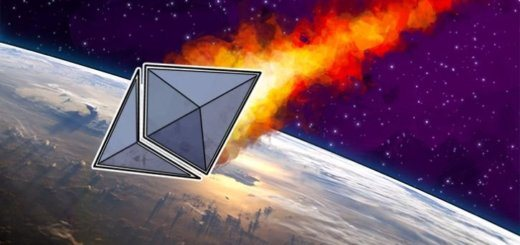 Ethereum упал на 44% за 2 недели