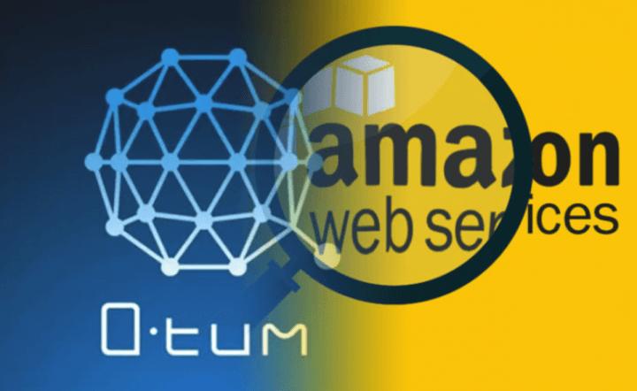 Qtum заключает контракт с Amazon