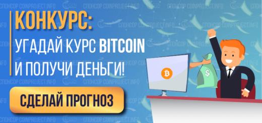 Точный прогноз курса Bitcoin