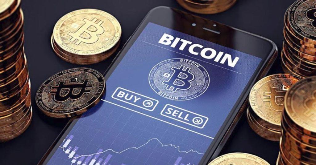 Биткойн Bitcoin BTC