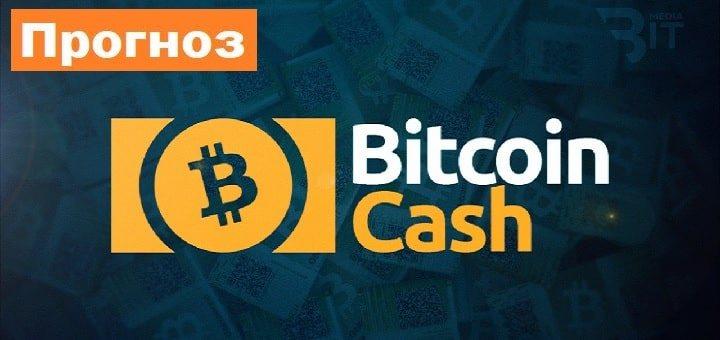Bitcoin Cash BCH/USD прогноз на сегодня 19 октября 2018